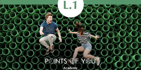 POINTS OF YOU® L.1 Hello Points Workshop - London tickets