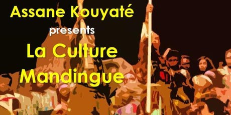 La Culture Mandingue - A Traditional West African Dance Series tickets