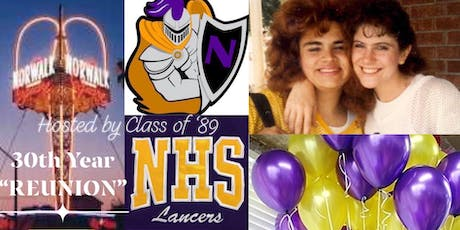 30th Year NHS Reunion Hosted by Class of '89 tickets