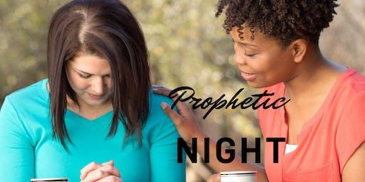 Stairway Business Group - Prophetic Night