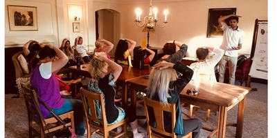 Lets Meditate London- Ealing Free Guided Meditati