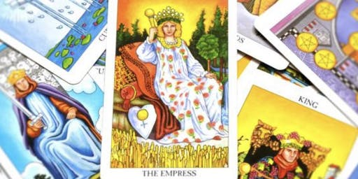 Tuesday Tarot. Ever wanted to practice & develop your tarot abilities
