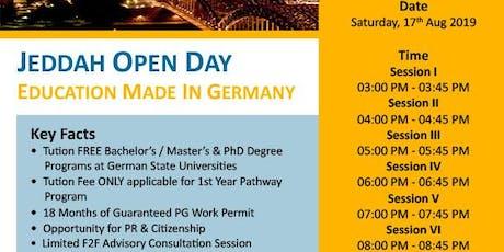 University of Northampton MBA Webinar - Saudi- Meet