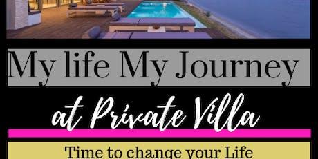My Life My Journey biglietti
