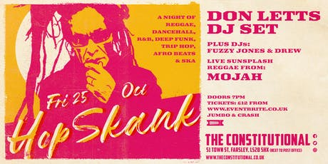 Hop Skank tickets