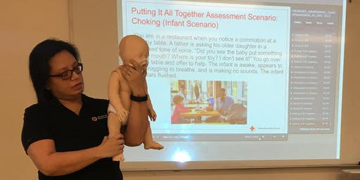Online+Classroom First Aid/CPR/AED Instructor Certification Class