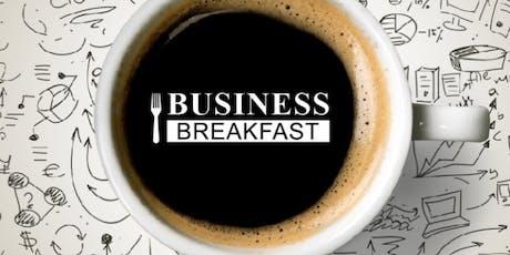 Petit-déjeuner : Lance ton business en ligne tickets