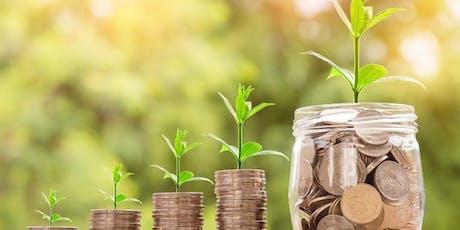 Formation - Crée ton indépendance financière tickets