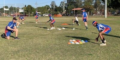 MSW Cricket Under 14 Representative Trials 2019