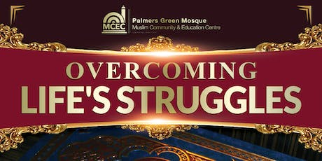 Overcoming Life's Struggles - Timeless Practical Advice from Surah Yusuf tickets