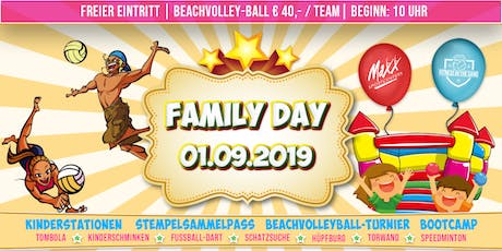 Fitness in the Sand - Family Day Tickets