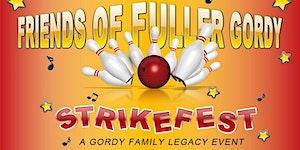 FRIENDS OF FULLER GORDY STRIKEFEST ~ DETROIT! CONCERT...