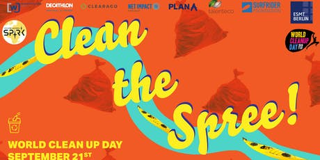 Clean the Spree 2019 tickets