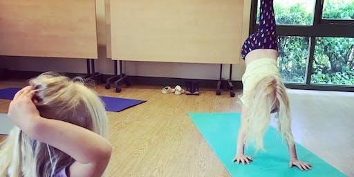 Mini Yoga 2-5 years