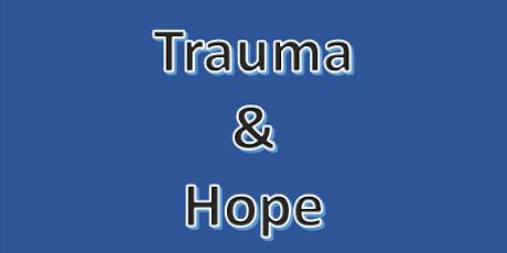 Working with Trauma & Hope tickets
