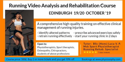 Running Video Analysis and Rehabilitation Course
