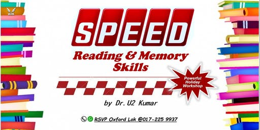 SPEED Reading & Memory Skills (for primary & secondary school students)