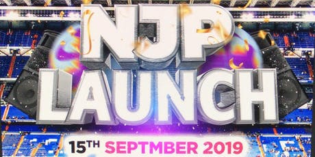 NJP Launch tickets