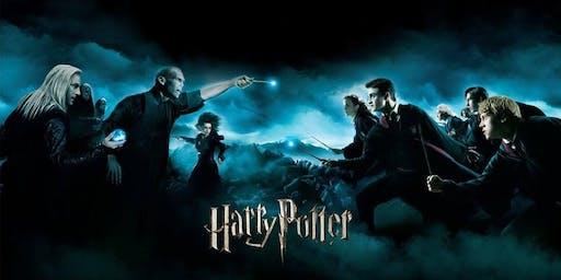 Harry Potter Marathon-Wochenende (Deutsch)