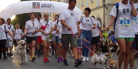 DOG CITY RUN MODENA 2019 - La Corsa col Tuo Migliore Amico biglietti