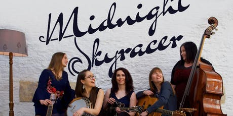 Hermon Folk: Midnight Skyracer - Sensational Bluegrass Band tickets