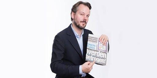 Zirkel 53,6 COMEDY BUDE: Jörg Schumacher's Lügenpresse