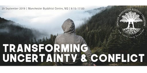Greater Manchester Buddhist Convention 2019