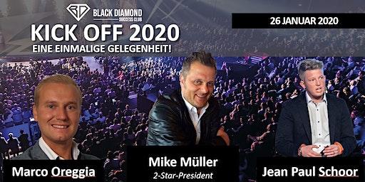 Black Diamond KickOff 26.01.2020