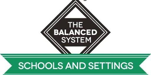 TALK Derby Balanced System  Understand Phase Support Workshop