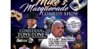 Mike Masquerade Comedy Show