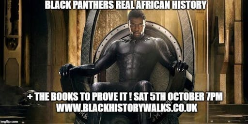 Black Panther's real African history + the books to prove it
