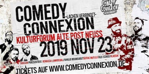 Comedy ConneXion -Lachen verbindet- NOV 2019 NEUSS