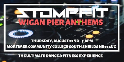 Stomp FIT / Wigan Pier Night Live at South Shields