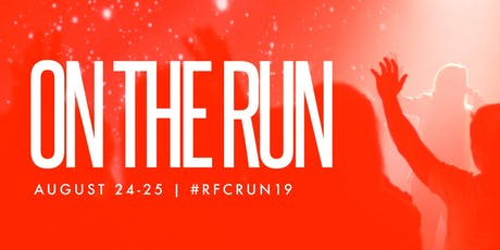 On the Run 2019 - Youth Weekend tickets