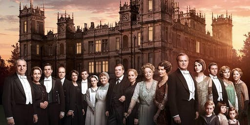 Downton Abbey Movie Night