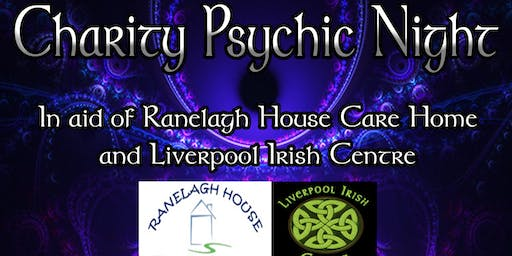 Charity Psychic Night