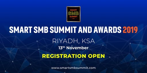 Smart SMB Summit & Awards - Riyadh