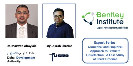 Expert Opinion : Numerical and Empirical Approach to Evaluate Liquefaction : A Case Study of Pearl Jumeirah tickets