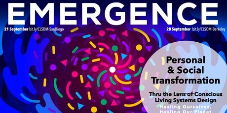 Personal and Social Transformation through the lens of Conscious Living Systems Design tickets