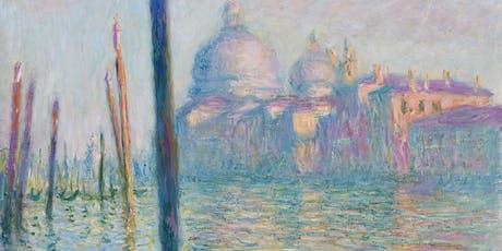Paint Monet! + Pasta! tickets