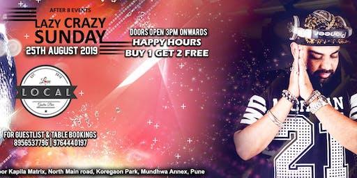 Lazy Crazy Sunday Session - Dj Rajbeer