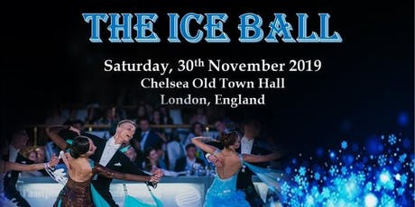 The Ice Ball Evening Session tickets
