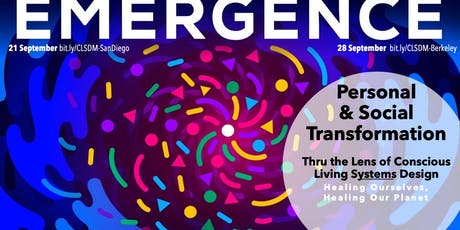 Personal/Social Transformation-Conscious Living Systems Design tickets