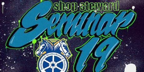 Teamsters 848 Shop Steward Seminar tickets