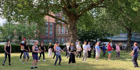 Free Tai Chi in London Fields tickets