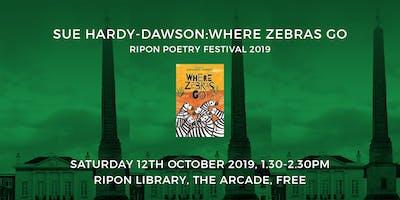 Sue Hardy-Dawson: Where Zebras Go