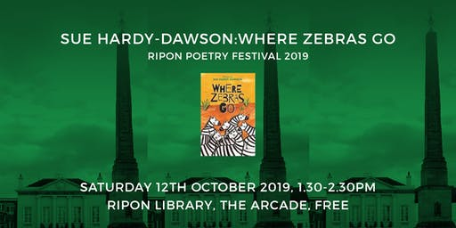 Sue Hardy-Dawson: Where Zebras Go
