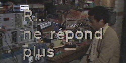 R. No Longer Answers (1981) - Free Film Screening