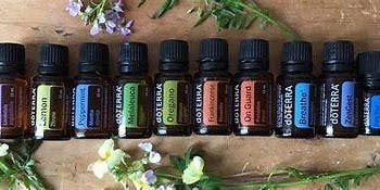 Moods, Emotions and doTERRA Essential oils - Make and Take