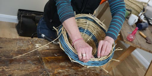 Willow Weaving Workshop with Wyldwood Willow - baskets galore!